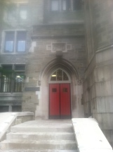 Here lies Carnell Hall, one of Temple's oldest structures on Main Campus. | Photo credit: Andrew Parent